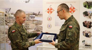 Wizyta Dowódczy operacyjnego rodzajów sił zbrojnych w 2.ORel