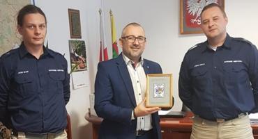 Będzie współpraca między Zarządem Powiatu Przasnyskiego a Ratownikami Medycznymi