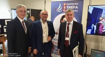 Przasnyska Strefa Gospodarcza prezentowana na Kongresie Przedsiębiorczości