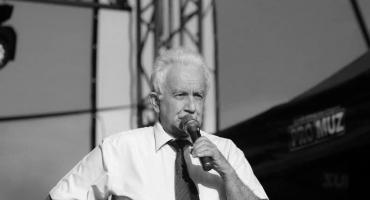 Odszedł Ś.P. Wojciech Jabłoński, kapelmistrz Młodzieżowej Orkiestry Dętej w Chorzelach