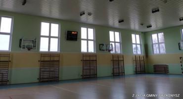 Hala sportowa w Bogatem zmodernizowana
