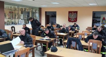 34  druhów OSP z terenu powiatu przasnyskiego przeszkolonych