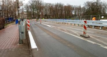 Remont mostu na Węgierce dobiegł końca - przejazd jest już gotowy