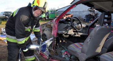 Nowy specjalistyczny sprzęt trafił do strażaków z Ochotniczej Straży Pożarnej w Bogatem