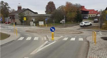Zakończono I etap przebudowy drogi Czeczewo-Przodkowo