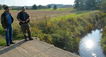 WIOŚ: mandat dla urzędnika za ścieki płynące do rzeki z gminnej oczyszczalni w Przodkowie