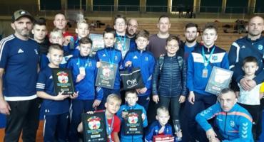 Kartuscy zapaśnicy drugą najlepszą drużyną w zawodach o Błękitną Wstęgę Bałtyku!