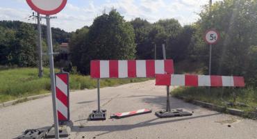 Droga w Rutkach zostanie naprawiona, tylko kiedy?