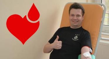 W sobotę masz szansę uratować komuś życie. Odwiedź punkt krwiodawstwa!