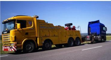 Żybko - pomoc drogowa 24/7 na terenie kraju i Europy