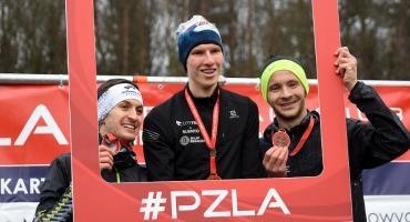 Kartuzy. Mistrzostwa Polski w Biegach Przełajowych U23 . Brąz dla Wojeciecha Serkowskiego