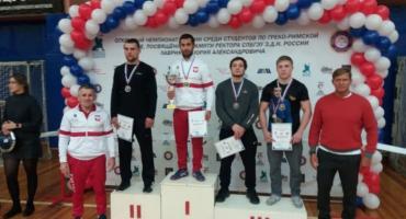 Gevorg Sahakyan złotym medalistą w Sankt Petersburgu