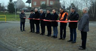 Nowa droga na trasie Czeczewo-Kawle Górne otwarta