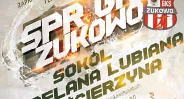 Mecz piłki ręcznej w Kościerzynie. Sokół Porcelana Lubiana Kościerzyna vs SPR GKS Żukowo