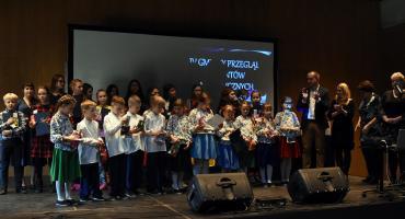 IV Przegląd Talentów Artystycznych w Żukowie - Natalia Chustak z nagrodą specjalną