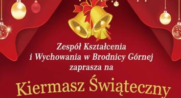 Kiermasz świąteczny w Brodnicy Górnej