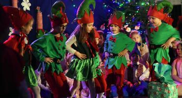 Magiczny festyn świąteczny w kartuskiej Jedynce