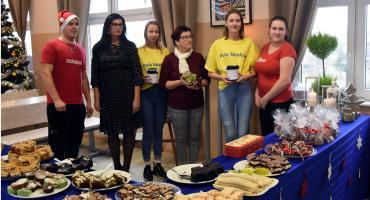 W ZSP w Somoninie świętowali Dzień Wolontariusza pomagając kartuskiemu hospicjum