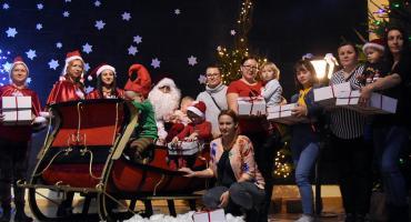 Moc atrakcji na Mikołajkach w Chmielnie