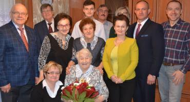 Anna Drywa z Żakowa świętuje 103. urodziny! Jej receptą na długie życie jest miłość do Boga i ludzi