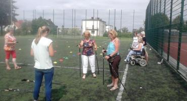 Sierakowice. Sportowe zmagania niepełnosprawnych i seniorów