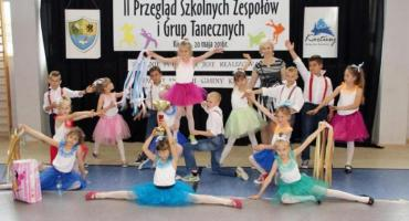 Kiełpino. Młodzicy i juniorzy wytańczyli puchary i nagrody