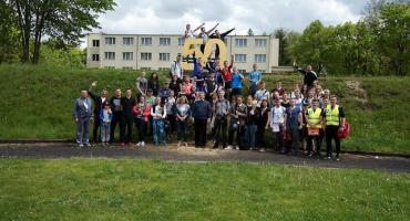 Powiatowa Licealiada w Lekkoatletyce - ZST w Kartuzach najlepsze