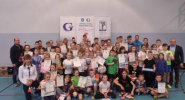 Mikołajki na sportowo - turniej tenisa stołowego w Somoninie