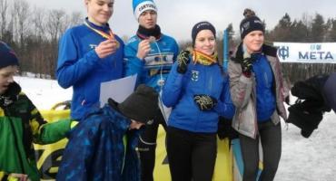 Sukces narciarzy Cartusii na wojewódzkich Igrzyskach Dzieci i Młodzieży w Kartuzach