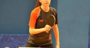 Agata Felskowska najlepszą tenisistką na Pomorzu w kategorii młodziczek