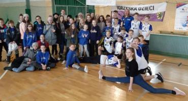 Uczniowie chwaszczyńskiej szkoły z medalami mistrzostw województwa pomorskiego
