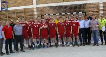 W ostatnim meczu sezonu piłkarze ręczni SPR GKS Żukowo pokonali Sokoła z Kościerzyny