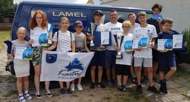Żeglarze UKŻ Lamelki otrzymali kwalifikację na Mistrzostwa Świata