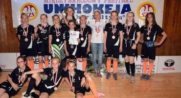 Sukces uczennic z Banina na Ogólnopolskich Igrzyskach Dzieci