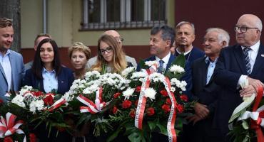 W Kartuzach upamiętniono 75. rocznicę Powstania Warszawskiego
