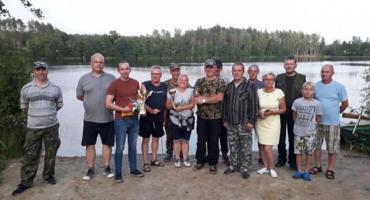 Zawody spławikowe w Sierakowicach. Zwyciężył Tadeusz Mierski