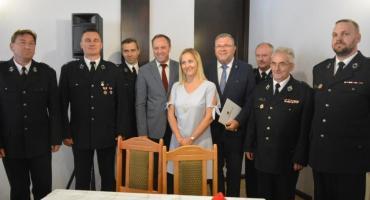 Jednostki OSP zakupią nowy sprzęt dzięki dofinansowaniu z urzędu marszałkowskiego
