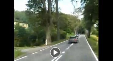 Przerażająca jazda BMW na zakazie. Śledczy sprawdzą, czy mógł spowodować katastrofę