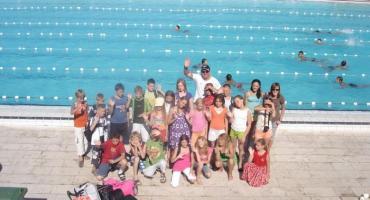 Szkoła Pływania DELFIN zaprasza - ruszyły zapisy na naukę i doskonalenie pływania w semestrze od września