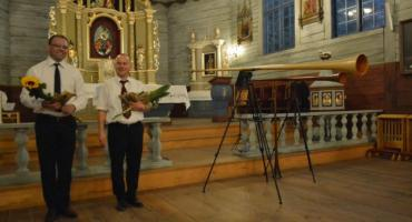 Bazuna Independent - koncert Pawła Gruby i Gedymina Grubby w Sierakowicach