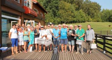 Leszek Dubiel zwycięzcą II Regaty Old Boys Regatta Złota Góra 2019