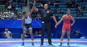 Gevorg Sahakyan bez medalu Mistrzostw Świata w Kazachstanie