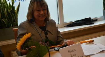 Ewa Klein - Dyjeta nową radną Rady Miejskiej w Kartuzach