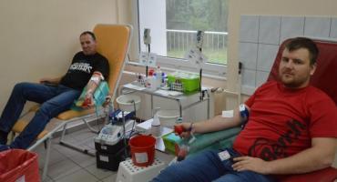 W Kartuzach ratowali życie, dzieląc się krwią