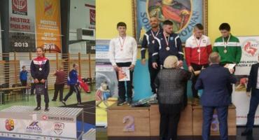 Sebastian Bir mistrzem Polski w zapasach. Dominika Konkel mistrzynią Makroregionu
