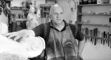 Zmarł Czesław Birr - znany i ceniony kaszubski rzeźbiarz