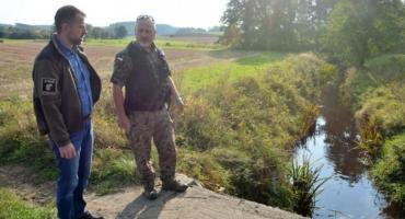 Przodkowo. Ścieki z gminnej oczyszczalni płynęły do rzeki