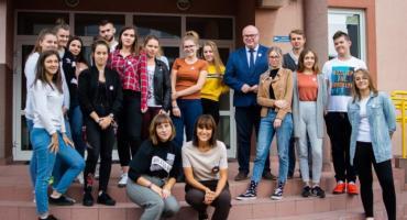 Sierakowice. Uczniowie ZSP wzięli udział warsztatach językowych