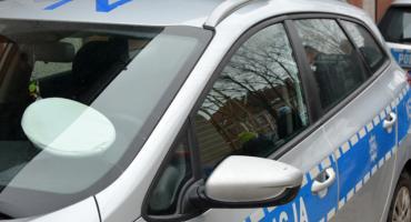 Mały Klincz. Wypadek na skrzyżowaniu - ranna 56-letnia kobieta