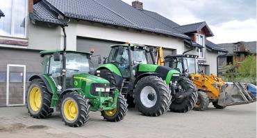 Agro-Trak - profejonalny serwis naprawy maszyn rolniczych i sprzętu ciężkiego